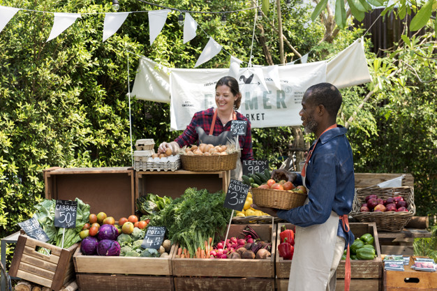 Monday Morning Memo: Farmers Markets and Towing Company Merchant Processing